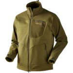100113222 Harkila Agnar hybrid jacket / jachtjas Highland green-Rifle Green
