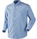 1401100Härkila Jomsborg overhemd / Sky blue
