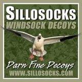 Sillosocks Pink Foot Grey Lag Goose Hypaflaps grauwe gans instrijkend