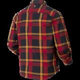 140109535Härkila Amlet overhemd, Red/black check