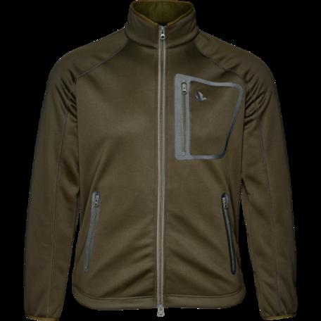 Seeland Hawker storm fleece jacket Pine green