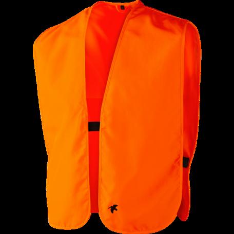 Seeland Fluorescent waistcoat Orange one size