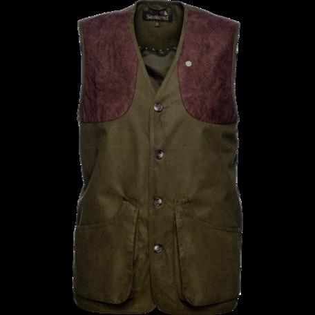 Seeland Woodcock II Waistcoat Shaded olive