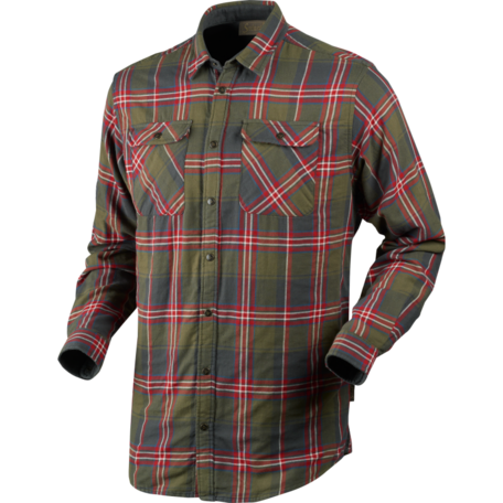 Seeland Nolan overhemd Pine check