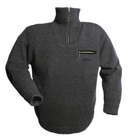 Härkila Annaboda trui flint grey melange