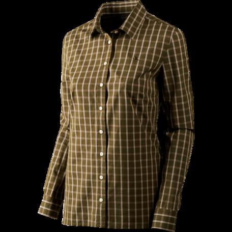 Seeland Beatrice dames overhemd Primrose check