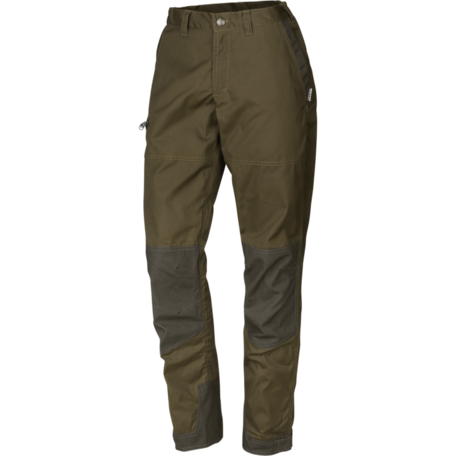 Key-point Reinforced dames broek Pine green