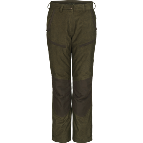 North dames broek Pine green