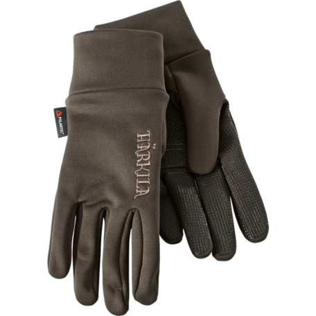 Harkila Power Liner handschoenen Soil brown