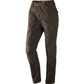 Harkila Jerva dames broek Shadow brown