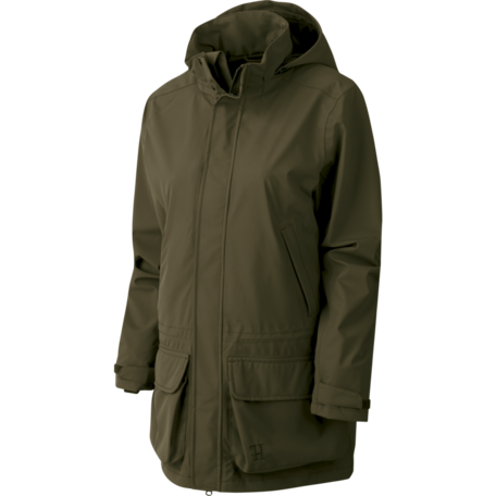 Harkila Orton Packable dames jas Willow green