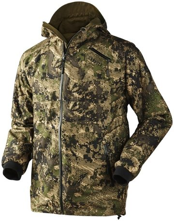 Harkila Grit omkeerbare herenjas / reversible jacket 'Optifade - Hunting green'