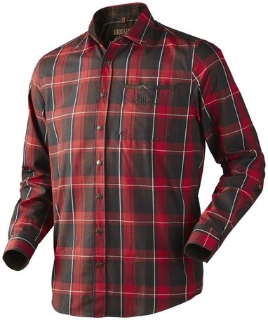 Harkila Hasvik overhemd / shirt Red check