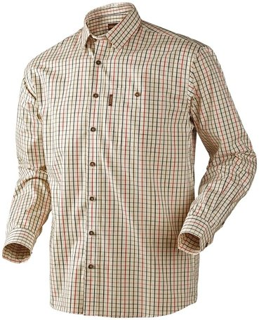 Härkila Lancaster overhemd / shirt Red check