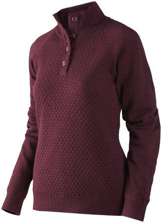 Harkila Jaura damestrui / pullover 'Beetroot Melange'