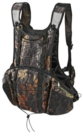 Harkila rugzak Blaiken Hunting pack in brushed tricot Mossy Oak New break up L/XL