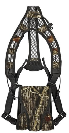 Harkila Binocular strap in brushed tricot mossy oak new break up w/Magnet