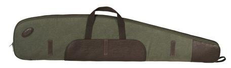 Seeland  Foudraal voor kogelbuks gevoerd met schuim, Groen/bruin 125 cm