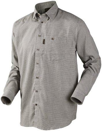 Seeland overhemd Burton shirt totall eclipse check