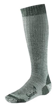 Seeland Field 2 paar sokken donkergroen