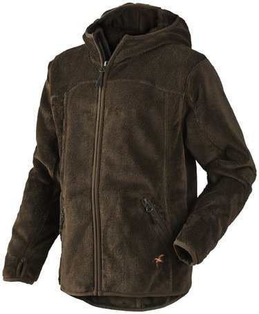 Seeland fleecejas kinderen Bronson fleece Faun brown