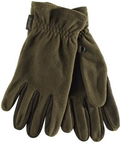 Seeland fleece handschoenen Conley fleece gloves Shaded olive