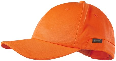 Seeland flourescerende pet Flourescent cap orange