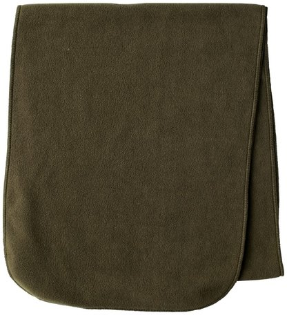 Seeland fleece sjaal Conley fleece scarf Shaded olive