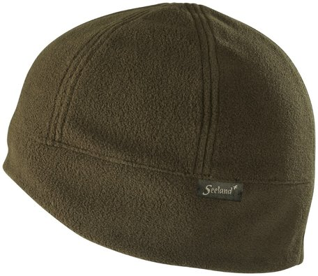 Seeland Conley fleece Beanie Hat | Shaded olive