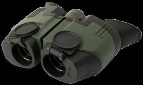 Yukon Binocular Sideview 8x21