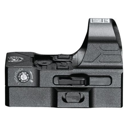 1x Reflex Sight AR FS 2.0 Black 4 MOA, Hi Rise