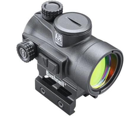1x AR Optics, TRS 26 Red Dot Black, 3 MOA, Hi Rise