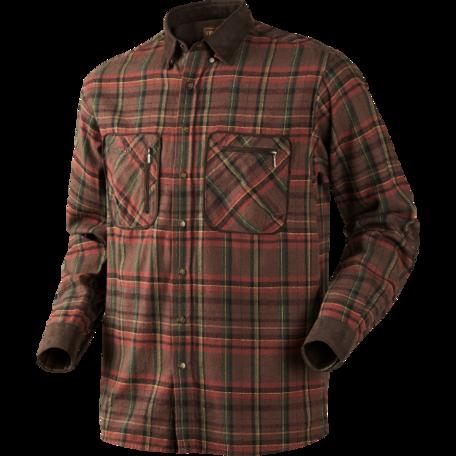 Pajala shirt Red check