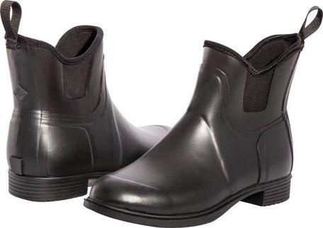 Derby Ankle Zwart