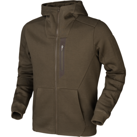 Hoodie Willow Green