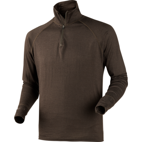 All Season shirt zip-neck