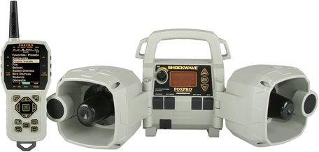 Foxpro Shockwave geluidslokker.