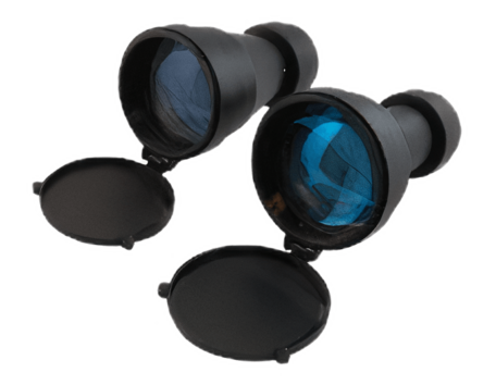 3x magnifying lens LVS-7/LVS-14 Click-on lens