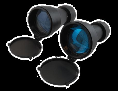 5x magnifying lens LVS-7/LVS-14 Click-on lens