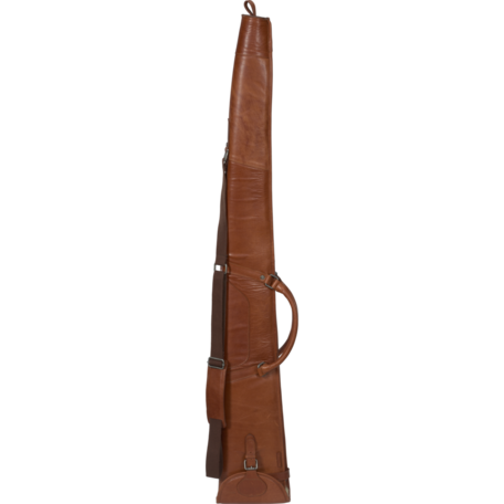 Retrieve shotgun slip in leather