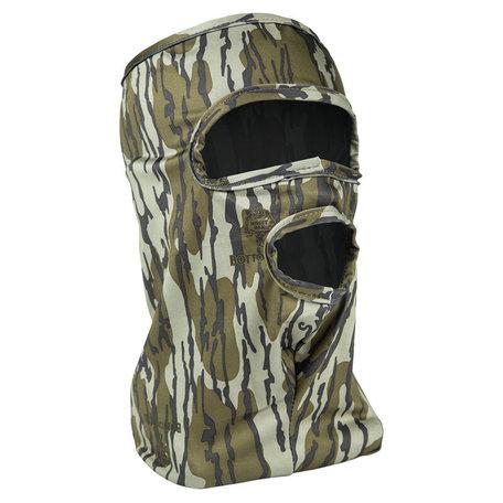 Stretch 3/4 Face Mask MO Bottomland, Card