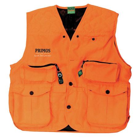 Gunhunter's Vest, Blaze Orange - XXXL