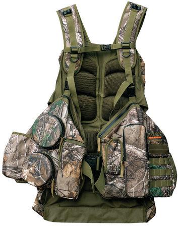Rocker Strap Vest Realtree Xtra Green Camo M-L