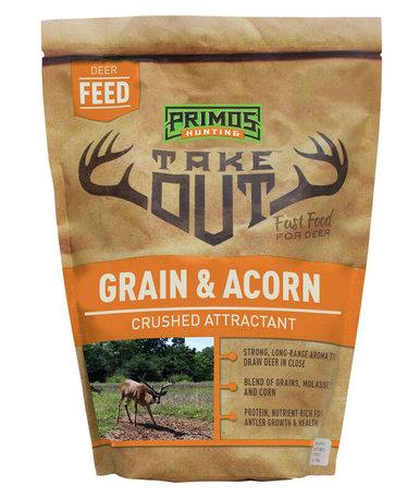 Take Out Grain & Acorn 5 Lb, Bag