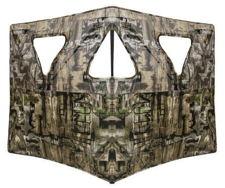 Double Bull Stakeout Blind w/ SurroundView Truth Camo , Box