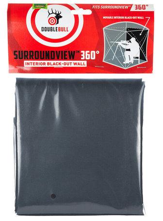 DB SurroundView 360 Curtain Black , Bag