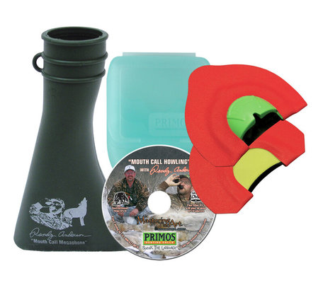 Mouth Call, Howler Pack, Randy Anderson Series