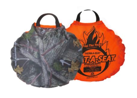 Heat-A-Seat Blaze Denier/Mossy Oak