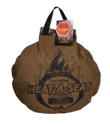 Heat-A-Seat Coyote Denier/Mossy Oak