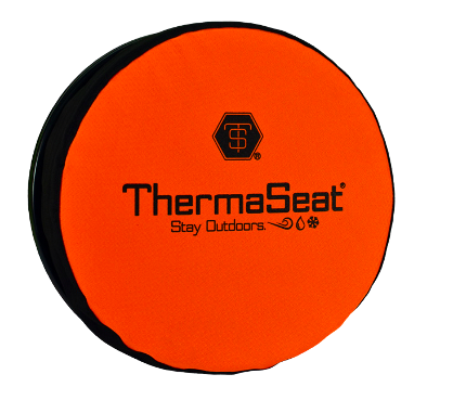 Spin Seat Infusion Zwart / Blaze Oranje (12